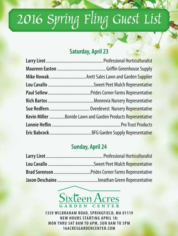 Spring Fling Guest List (1) ...